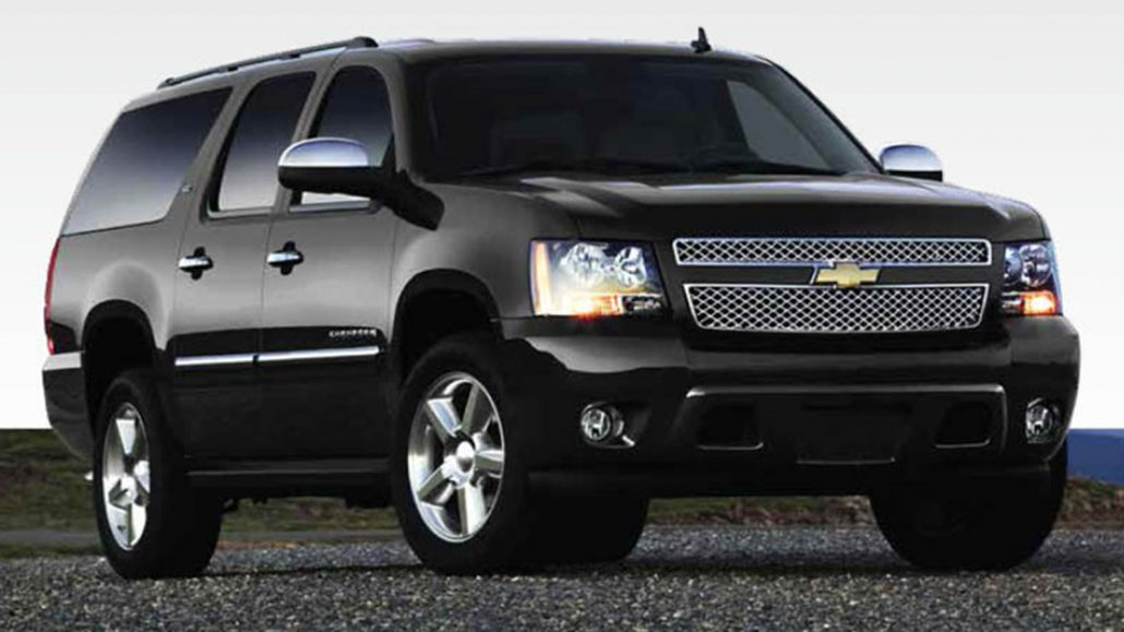 Chevrolet Suburban V3  U2013 Eraf Group